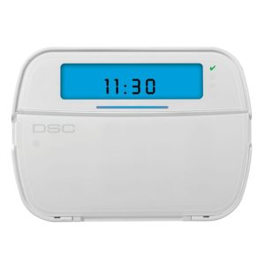 DSC NEO Icon Keypad with RF and Prox