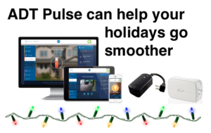 How ADT Pulse Can Help With the Holidays