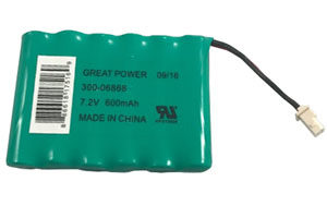 ADT TS Keypad Battery