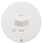 ADT Carbon Monoxide Detector Wired Round