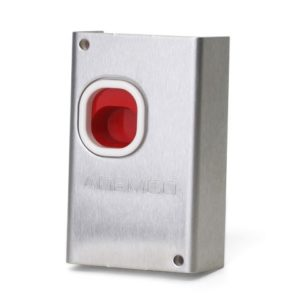 ADT Hold Up Button Stainless Steel