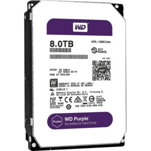 8TB Hard Drive for Video Surveillance