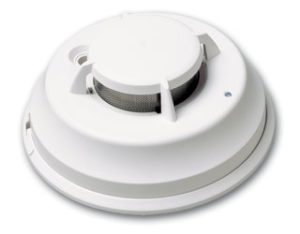 ADT Hardwired 2 Wire Smoke Detector