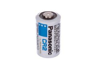Replacement Battery for Shock Sensors, Recessed Door Sensors 3V CR2