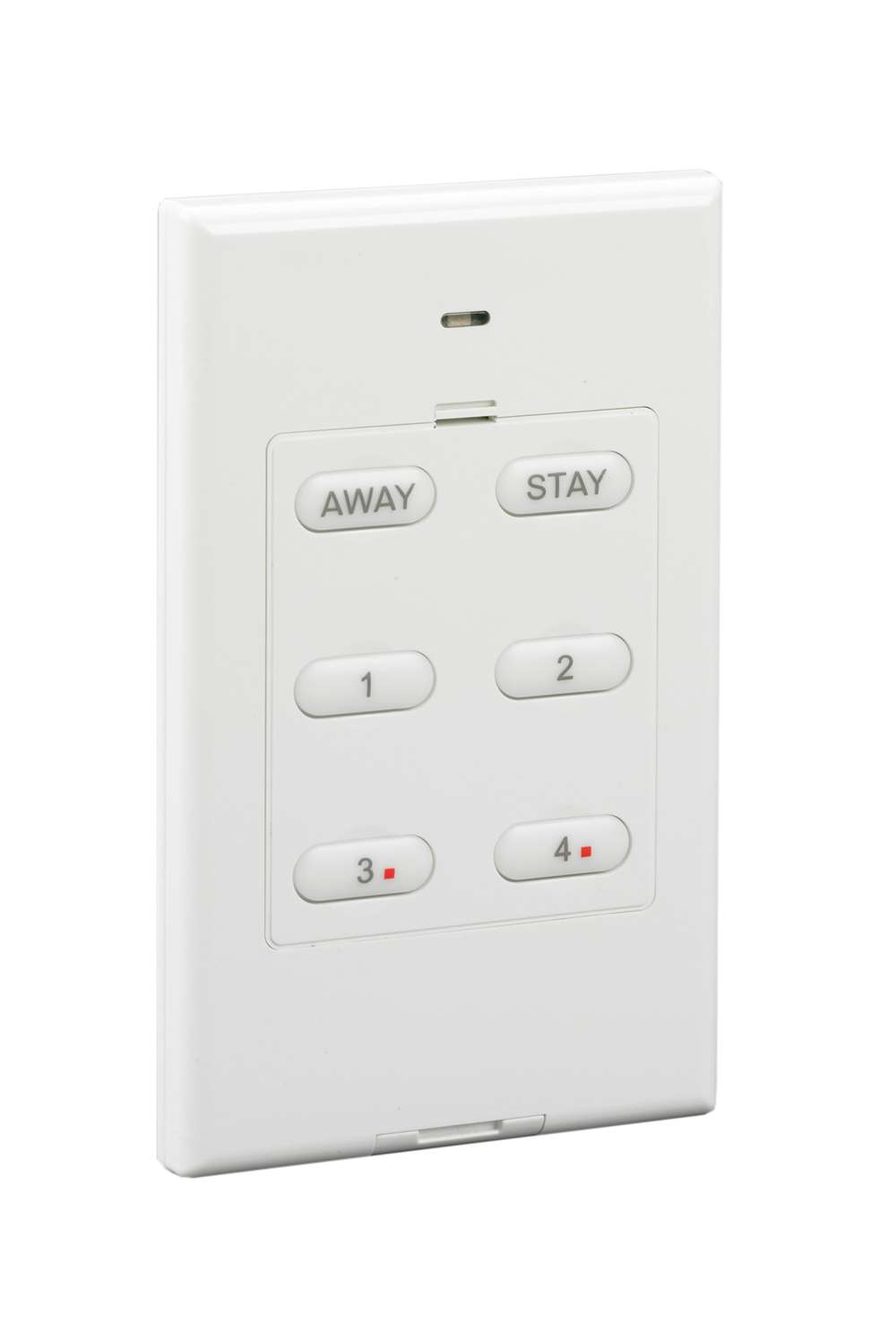 honeywell wireless mini keypad
