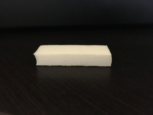 Double Sided Mounting Tape Single side view