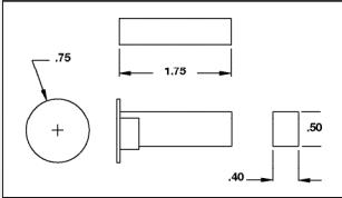 Universal Hardwired Sensor Dimensions