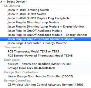 jasco plug-in Dimming Lamp Module 45602WB