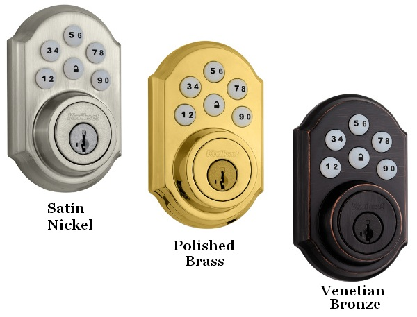 ADT Pulse Deadbolts Kwikset 99100 SMart Code Z-wave