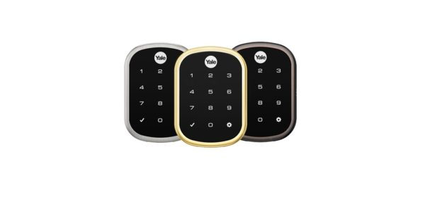 Yale Assure Touchscreen Keyless Low Profile Deadbolt