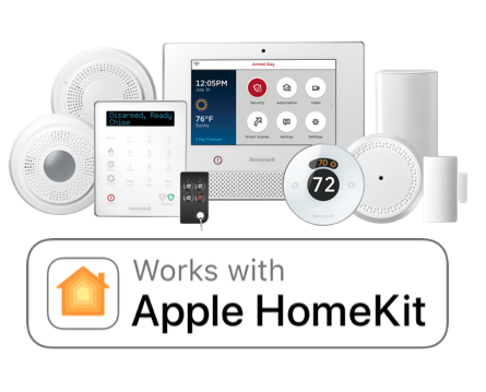 Lyric Panel Homekit