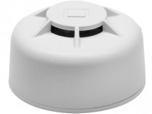 Interlogix Wireless Heat Detector 135