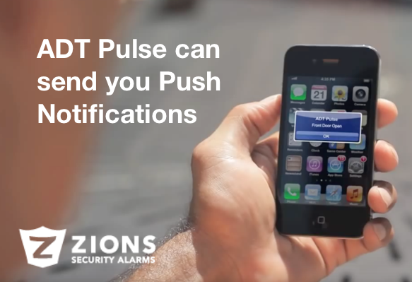 ADT Pulse Can Now Send Push Notifications