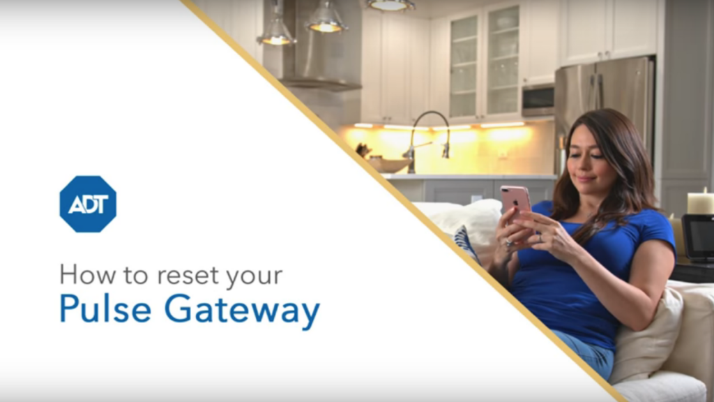 How to Reset Your ADT Pulse Gateway