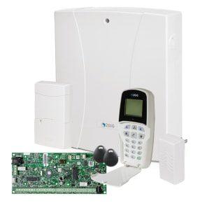 2GIG Vario Wireless Kit with LCD Keypad