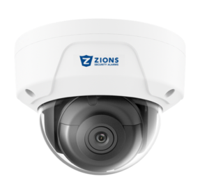 8MP 4K IP Vandal Dome Camera