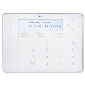 2GIG Vario LCD Keypad with Prox Reader
