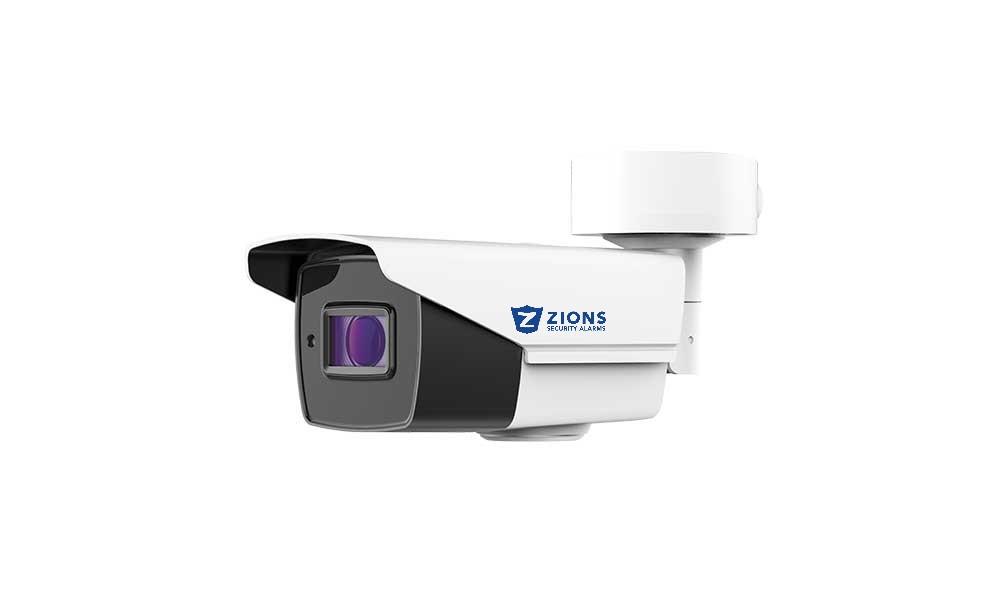 5MP Varifocal HD-TVI Bullet Camera