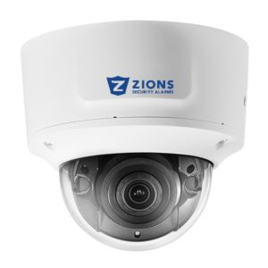 4MP Motorized Varifocal IP Dome Camera