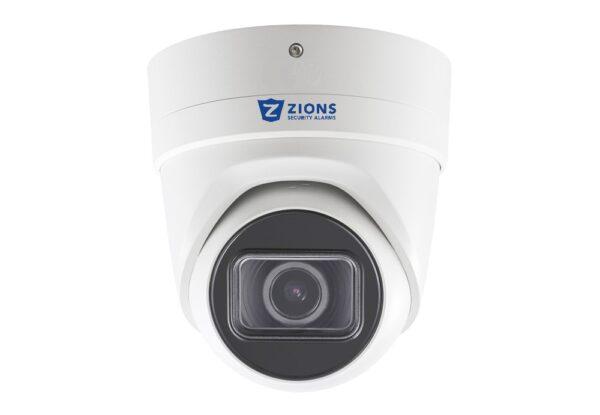 5MP Varifocal Turret IP Camera