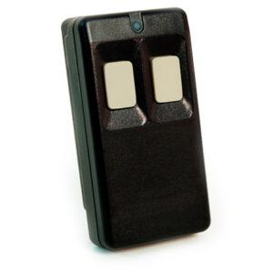 Inovonics Double-Button Belt Clip Pendant