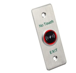 Touchless Aluminum Alloy Exit Button