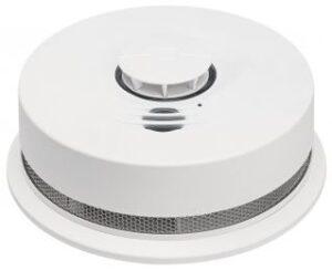 Wireless Interlogix Smoke Heat Freeze Detector