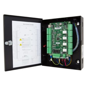 4 Doors Access Control Metal Enclosure