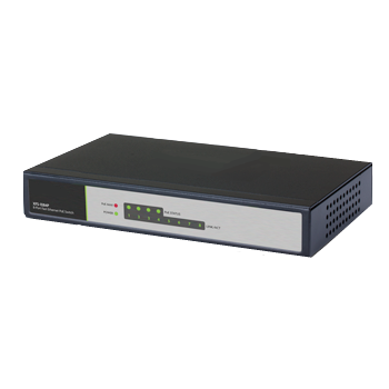 8 Port-4 PoE Fast Ethernet Switch