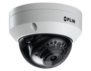 Flir 4MP Fixed Vandal Dome Camera