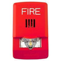 LED Wall Mount Fire Horn Strobe