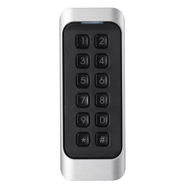 Slim Wiegand Card Reader with Keypad