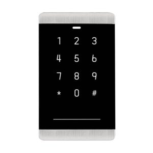 Wiegand Card Reader with Keypad