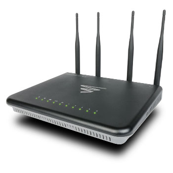 AC3100 Dual Band Wireless Gigabit Router