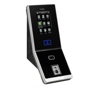 Biometric Fingerprint and Face Reader