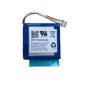 Qolsys Panel 2 Replacement Battery