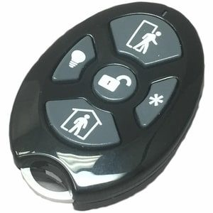 Helix 5 Button Keyfob