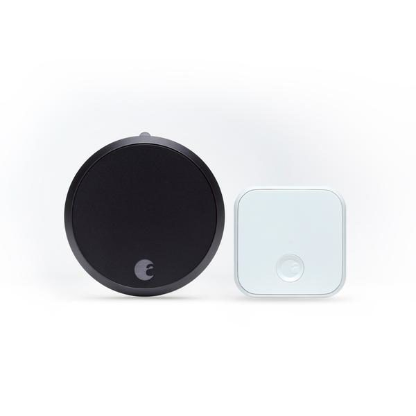 Smart Lock Pro - Black