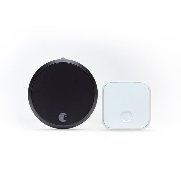 Smart Lock Pro - Black