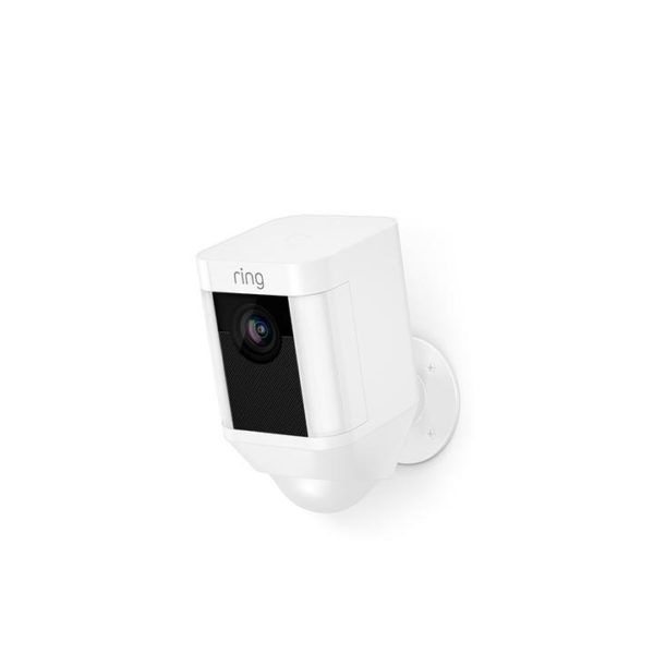 Wireless Ring Spotlight Camera