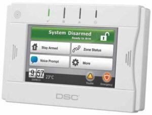 Wireless Touchscreen Talking Keypad $250