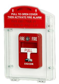Fire Pull Station Cover