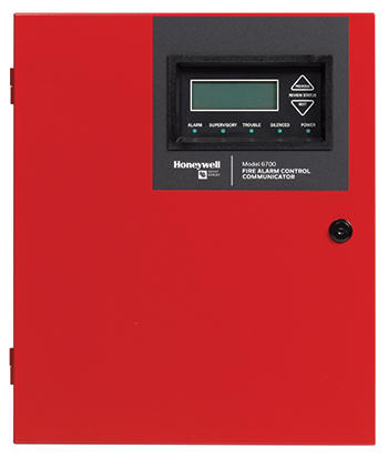 Silent Knight 100 Point Addressable Fire Alarm Panel
