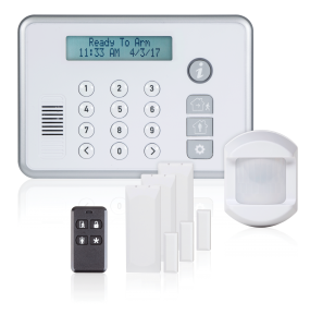 Wireless Basic Security System