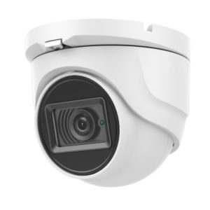4K HD-TVI 4-in-1 Turret Camera