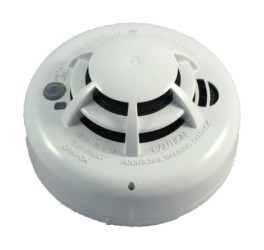 ADT Wireless Smoke Detector