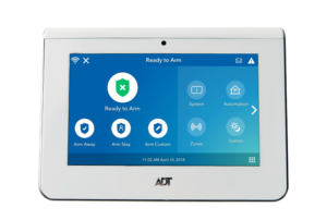 ADT Command Smart Security Panel