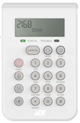 ADT Command Hybrid Wired Keypad