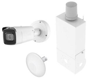 Wireless Video Station - Vari-focal Bullet IP Camera