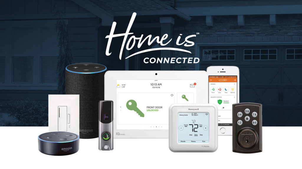 Smart Home Option for Builders
